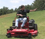 Front Brake Testing for Zero Turn Mowers