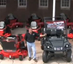 BadBoy mowers showcase