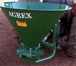 Agrex Fertilizer Spreader