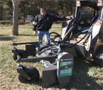 Harley Rake For Skid Steer Loaders