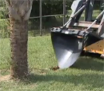 How to Use the FFC Tree spade